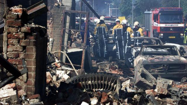 'Geen oorzaak vuurwerkramp aan te wijzen'