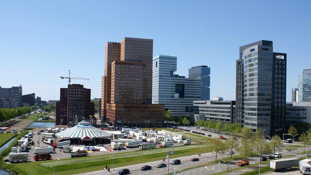 Recordaantal buitenlandse bedrijven vestigen zich in Amsterdam