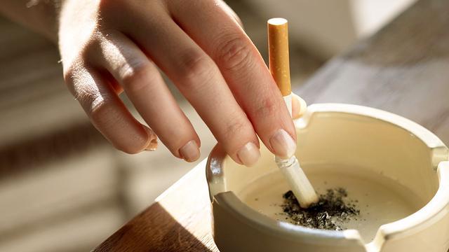 Laagste aantal rokers ooit geregistreerd in Engeland