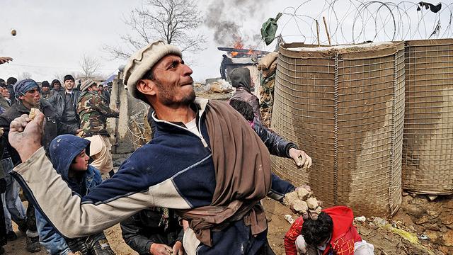 Nieuwe koranprotesten in Afghanistan