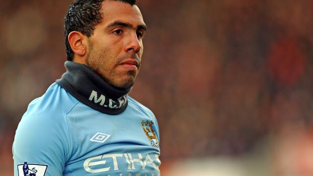 AC Milan wil zich versterken met Tevez