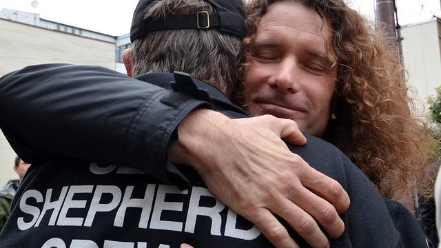 Sea Shepherd-activist in Japan vrijgesproken