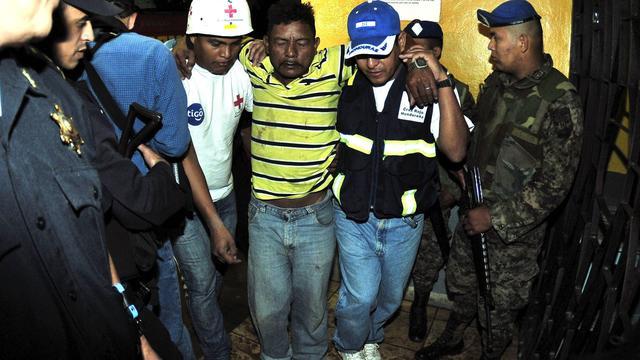 Dodental gevangenisbrand Honduras loopt op