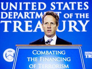 Geithner ziet geen reden voor extra bijdrage aan monetair fonds