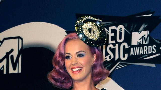 Katy Perry kan rekenen op steun van ex