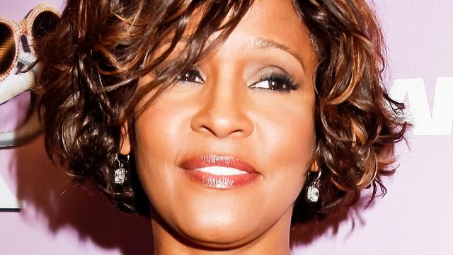 Spullen Whitney Houston naar openbare veiling