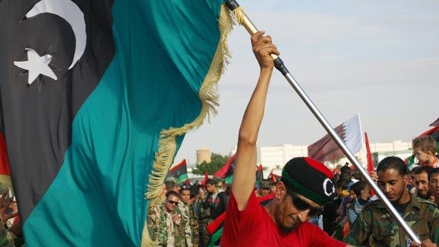 Eerste proces tegen handlangers Kaddafi