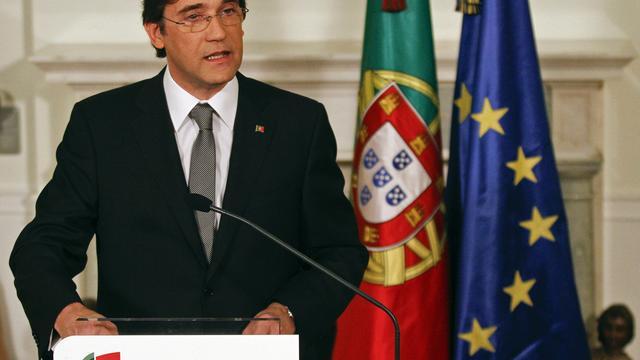 Portugese premier vreest einde EU