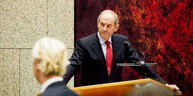 PvdA zakt verder weg in peiling