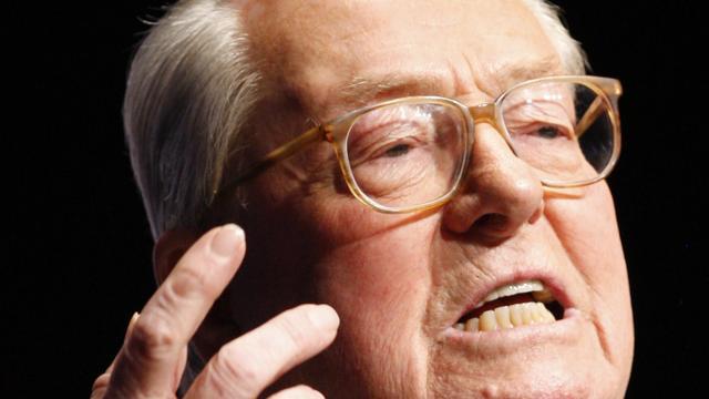Jean-Marie Le Pen start eigen groep