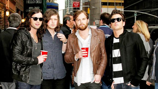 Kings Of Leon slachtoffer stakingen