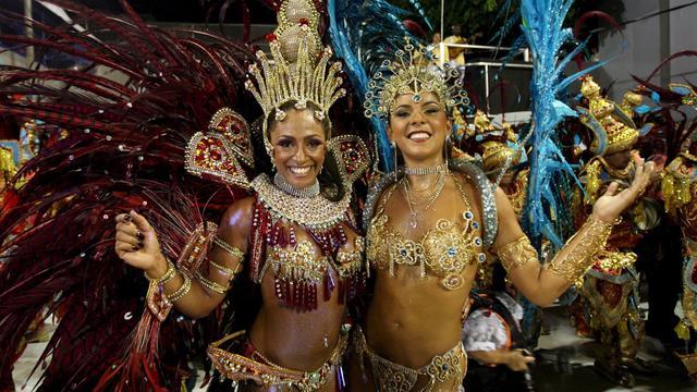 Crisis werpt schaduw over carnaval Brazilië