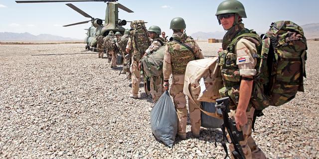 'Nederlandse missie in Uruzgan begon met gebrek aan visie'