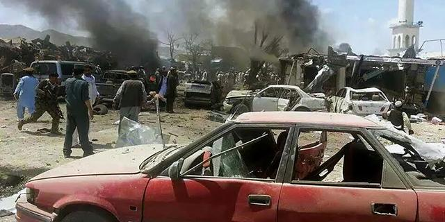 Zeker 89 doden door autobom Afghanistan