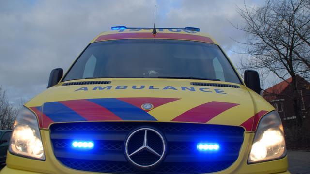 Motorrijder overleden bij ongeval Luttenberg