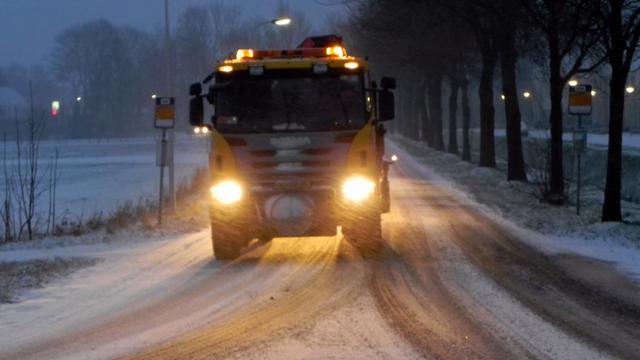 Breda investeert 1,5 miljoen in nieuwe sneeuwschuivers