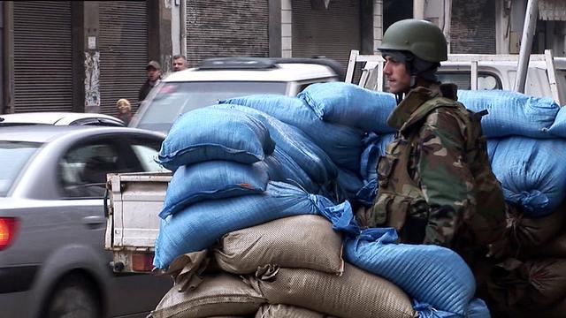 Tientallen doden door geweld Syrië