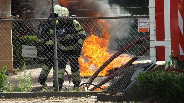 Vrijspraak voor afgebrand Timco