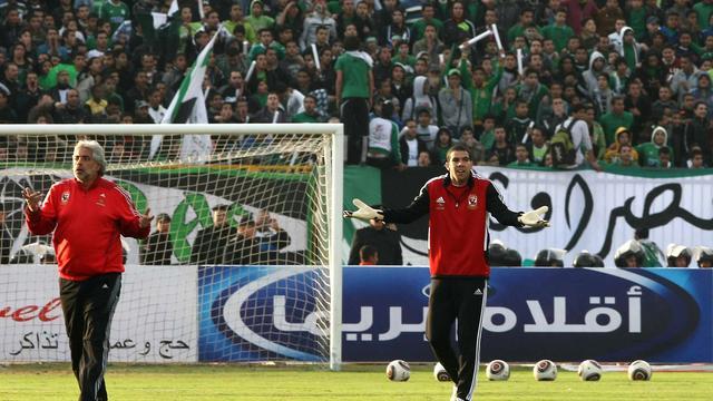 Spelers Al-Ahly willen nooit meer voetballen na ramp