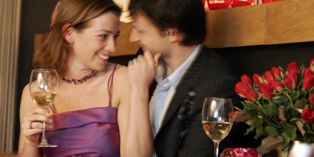 Vrouwen flirten graag