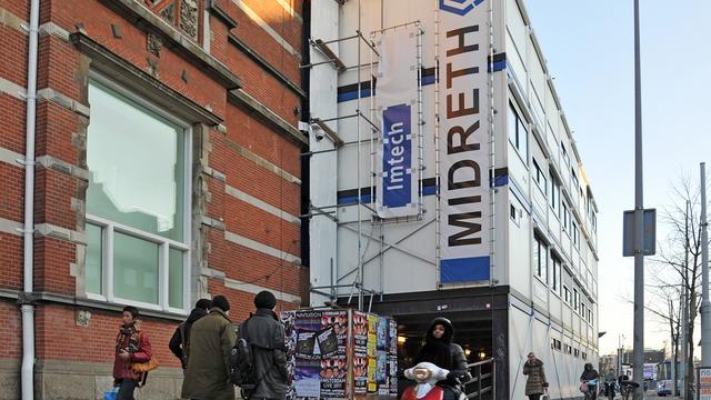 Bouwklus Stedelijk Museum voltooid