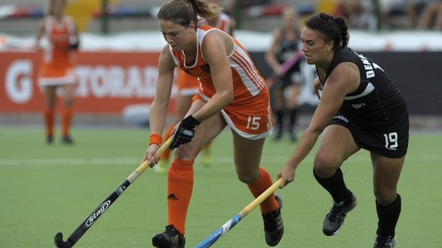 Oranje hockeydames naar laatste vier Champions Trophy