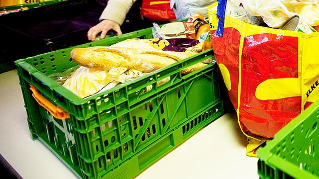 Voedselbanken weten wel raad met overschot groente