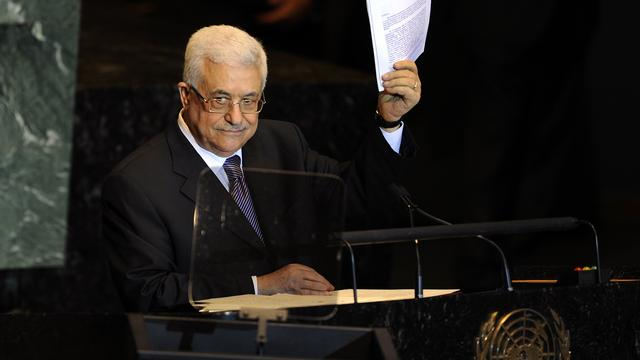 'Abbas verlaat weg van vrede'