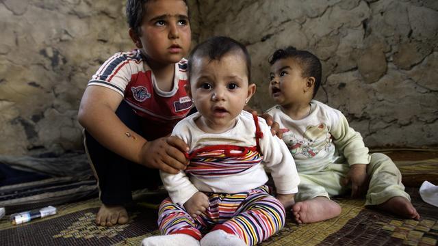 'Zeker 400 kinderen vermoord in Syrië'