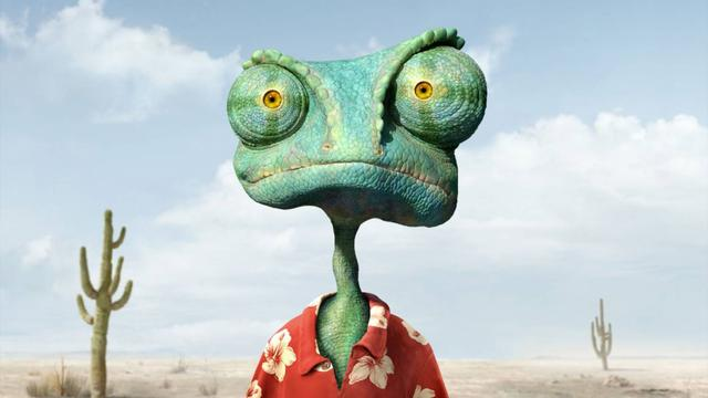 Rango gekozen tot beste animatiefilm