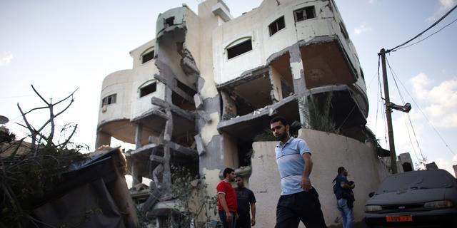 Israël beschiet huizen van hoge leiders Hamas