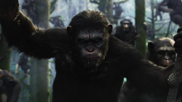 Nieuwe Planet of the Apes komt een jaar later