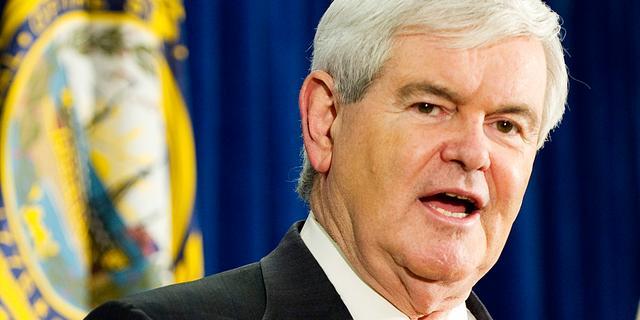 Gingrich en Romney wacht cruciaal debat