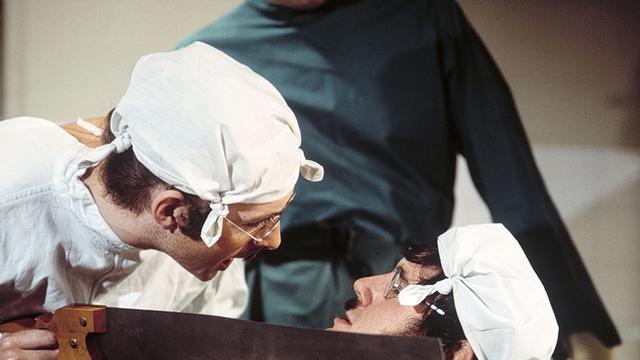 Monty Python weer bijeen voor nieuwe film