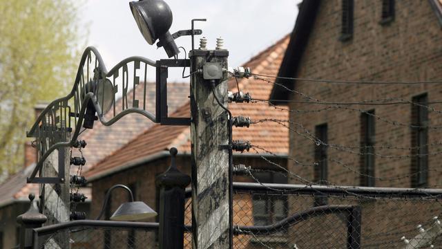 Overlevenden herdenken bevrijding Auschwitz