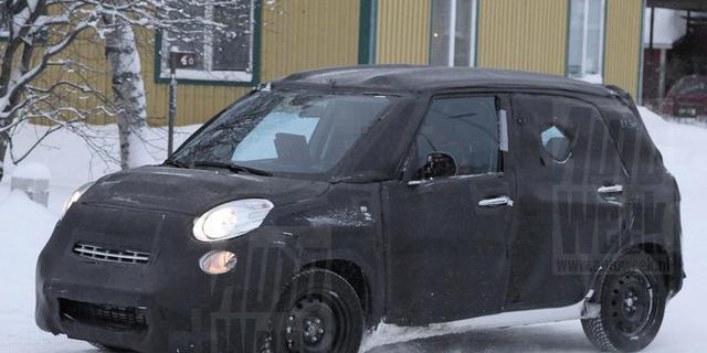 'Fiat Ellezero heet 500L'