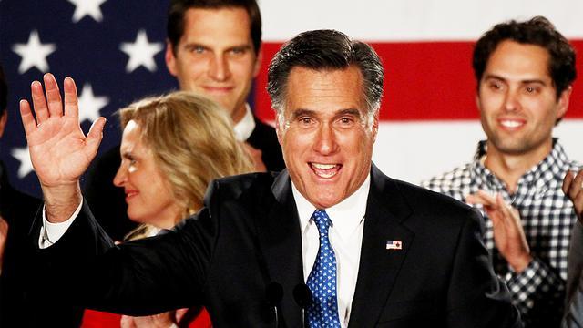 Romney weer aan kop in Florida