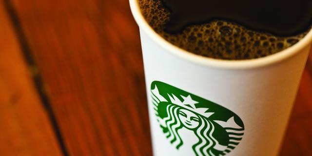 Starbucks boekt hoogste kwartaalwinst ooit