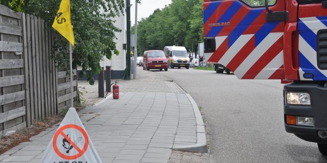 Geen treinverkeer deel Amsterdam door gaslek