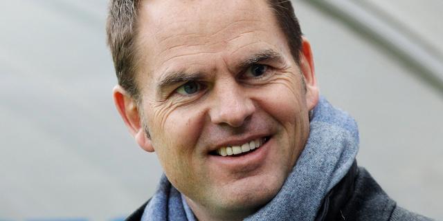 De Boer verwacht zege tegen Feyenoord
