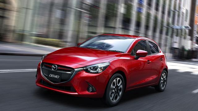 Productie Mazda 2 van start in Mexico