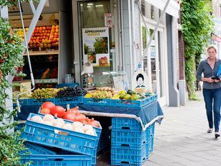 14 procent van alle panden binnen winkelgebieden loopt zeer hoog risico