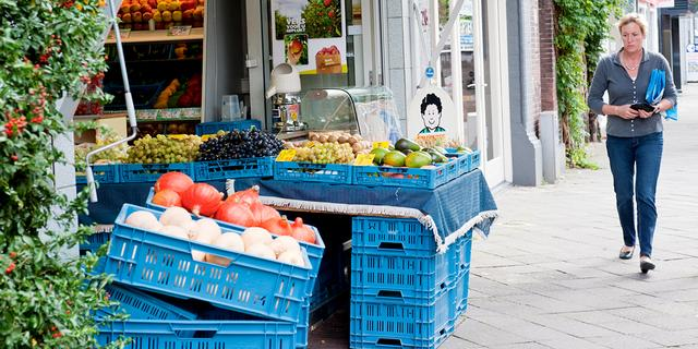'Recordaantal winkels in gevarenzone'