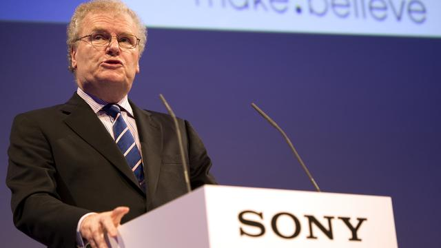 CEO Sony stapt op