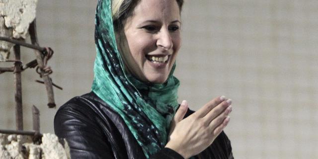 Dochter Kaddafi krijgt baby in Algerije