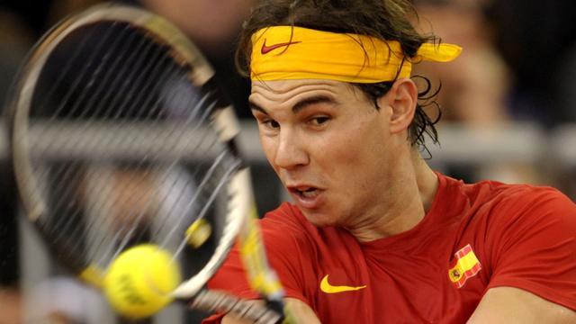 Spanje zonder topspelers in Davis Cup