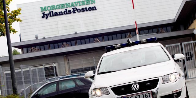 Celstraf voor plannen aanslag Jyllands-Posten