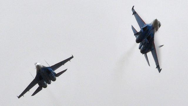 Zweden beklaagt zich over gedrag Russische luchtmachtpiloten