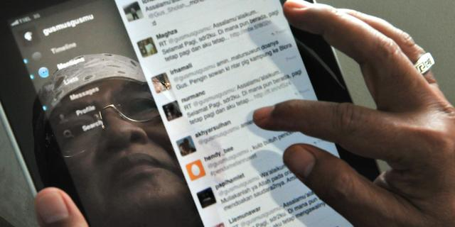 Politie peilt mening Bredanaar met social-media truck