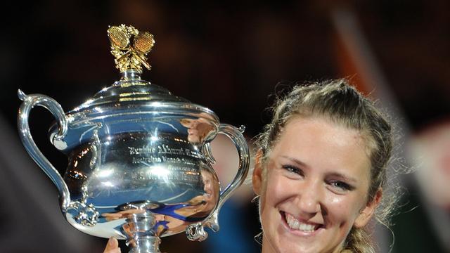 Azarenka klopt Sjarapova in finale Australian Open